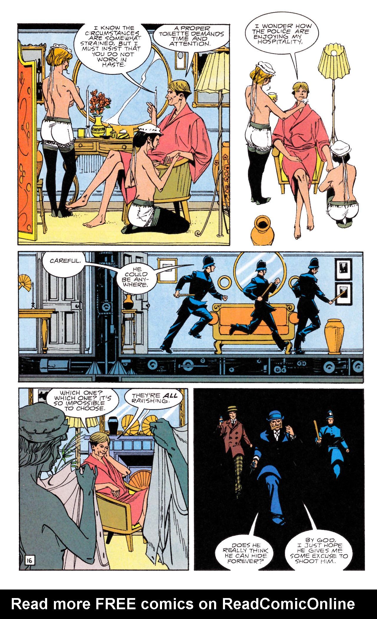 Read online Sebastian O comic -  Issue #1 - 20