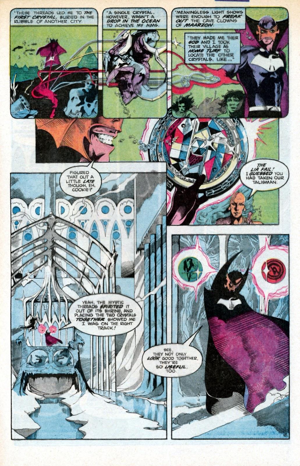 Aquaman (1986) Issue #3 #3 - English 28