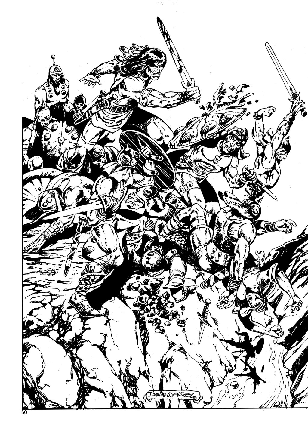 The Savage Sword Of Conan Issue #90 #91 - English 58