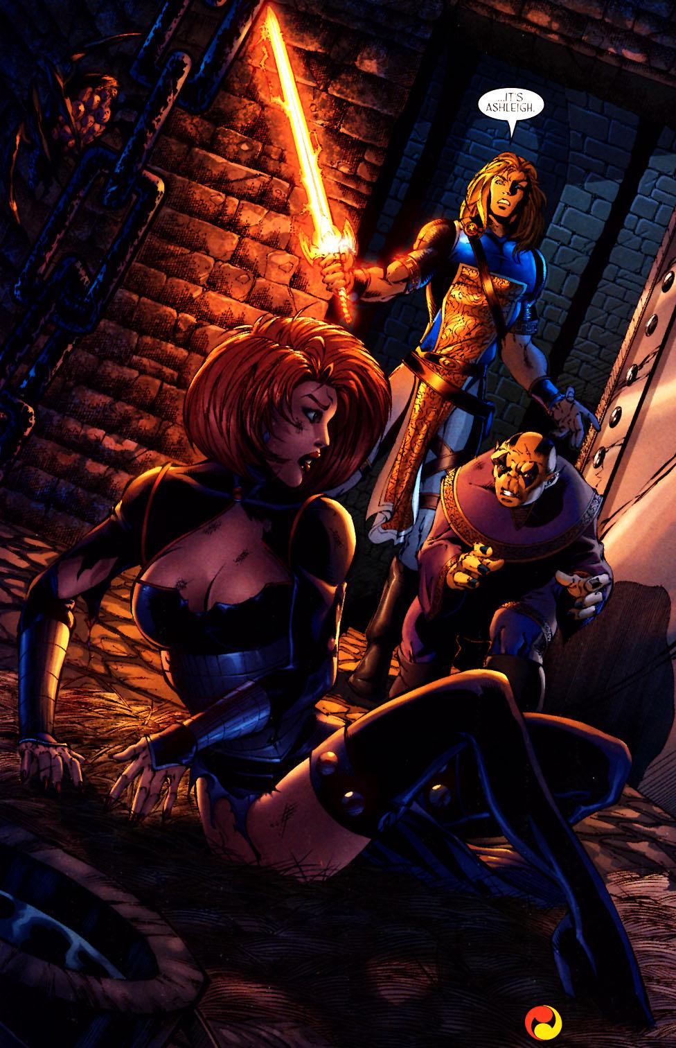 Read online Scion comic -  Issue #12 - 24