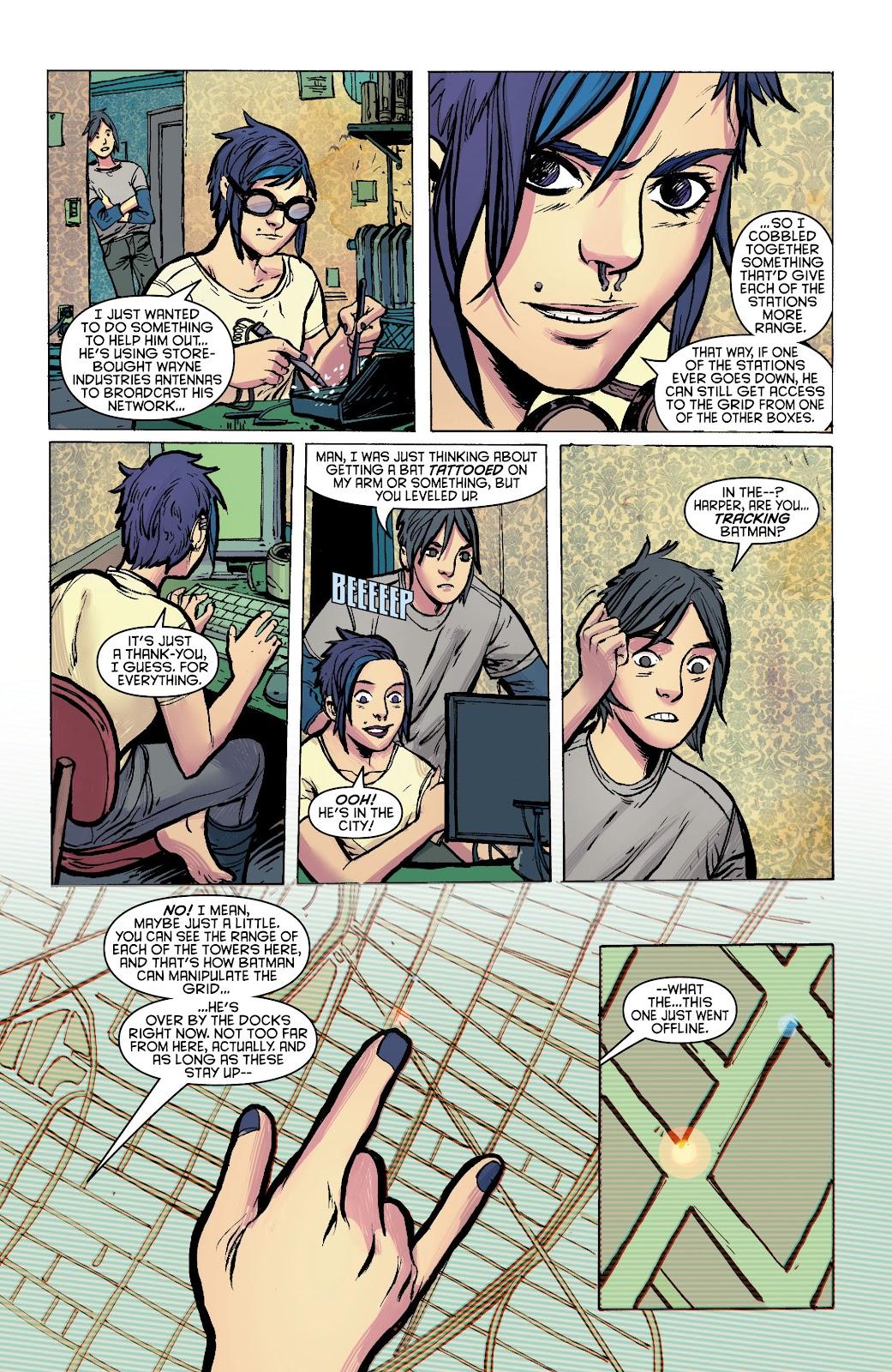 Batman (2011) Issue #12 #27 - English 20
