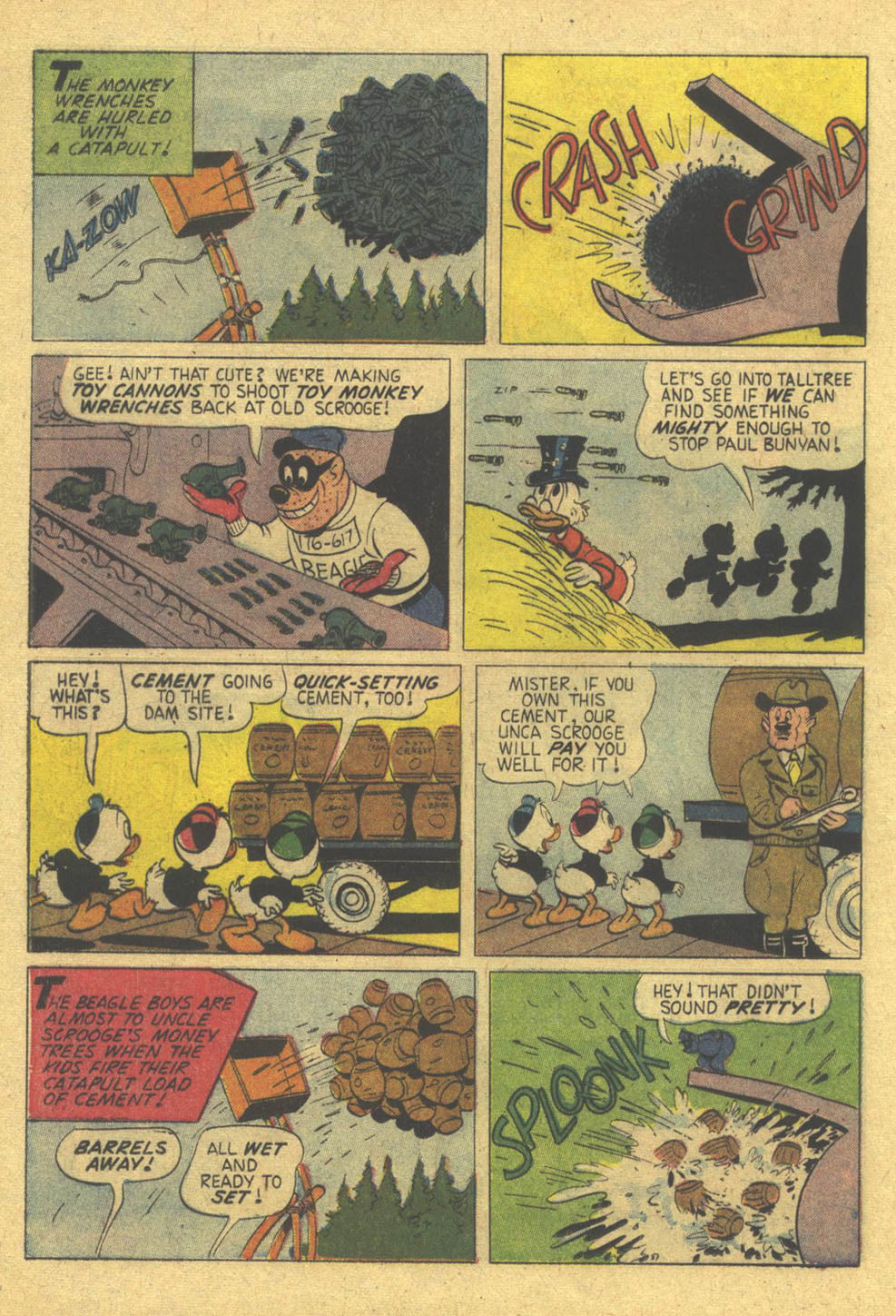 Uncle Scrooge (1953) Issue #28 #28 - English 20