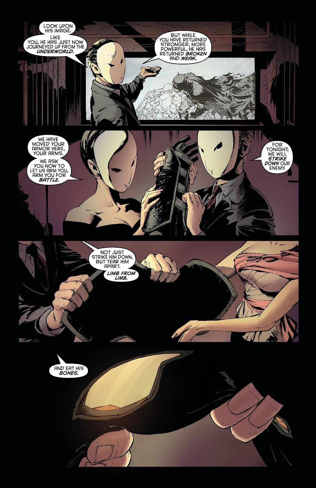 Batman (2011) Issue #7 #22 - English 14