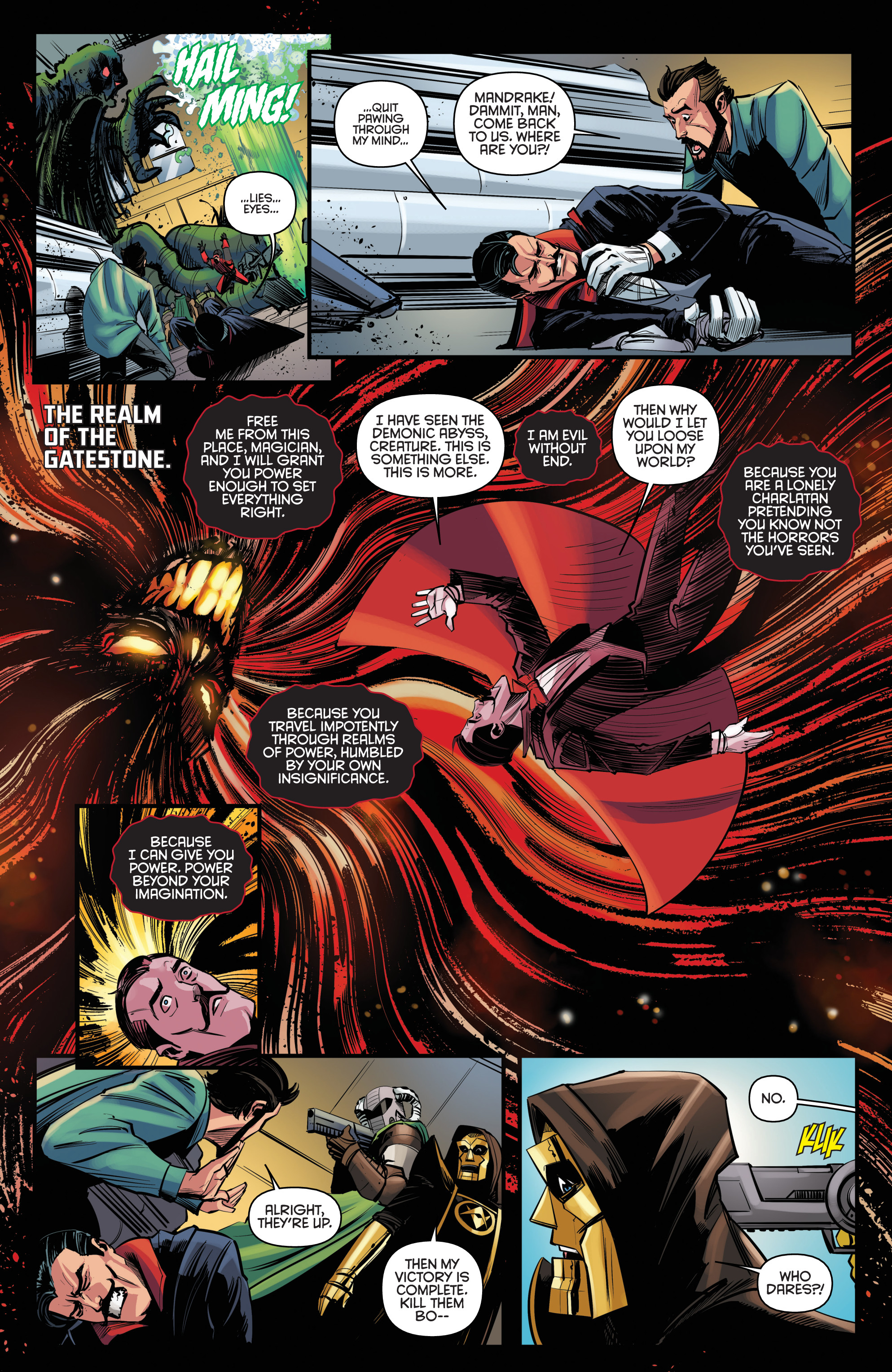 Read online Kings Quest comic -  Issue #5 - 15