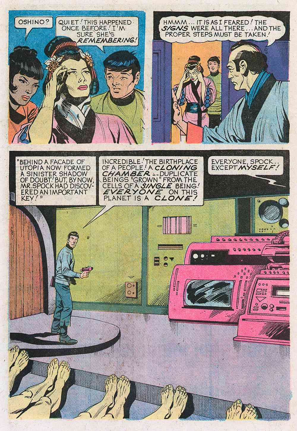 Star Trek (1967) Issue #26 #26 - English 17