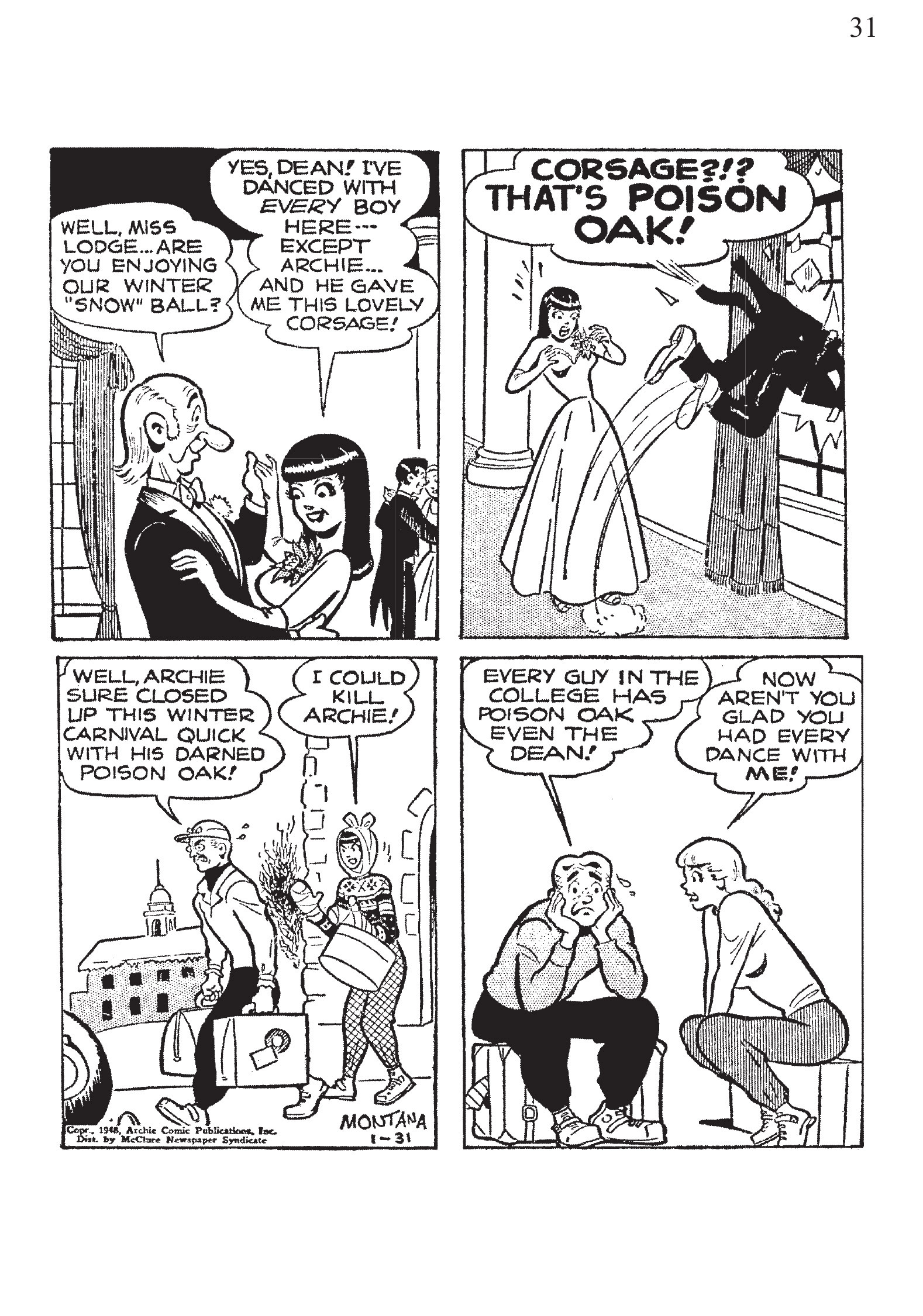 Read online The Best of Archie Comics comic -  Issue # TPB 1 (Part 1) - 30