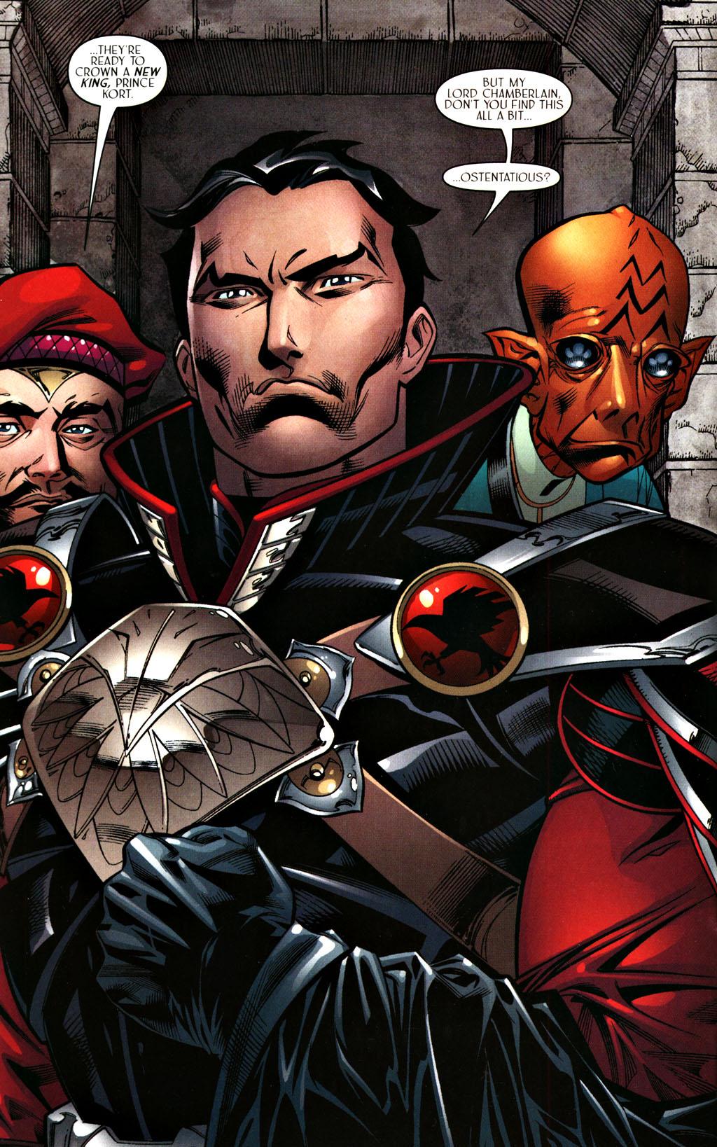 Read online Scion comic -  Issue #28 - 4