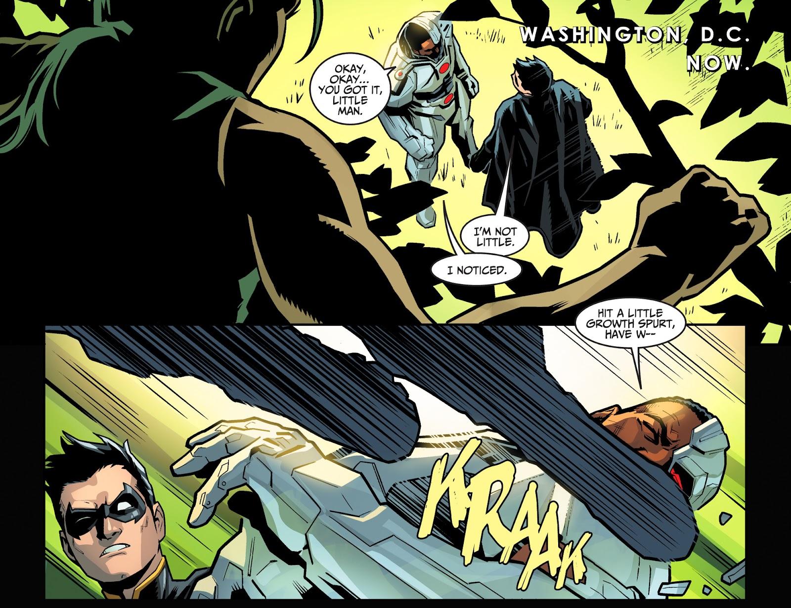 Injustice: Gods Among Us Year Four Issue #2 #3 - English 17