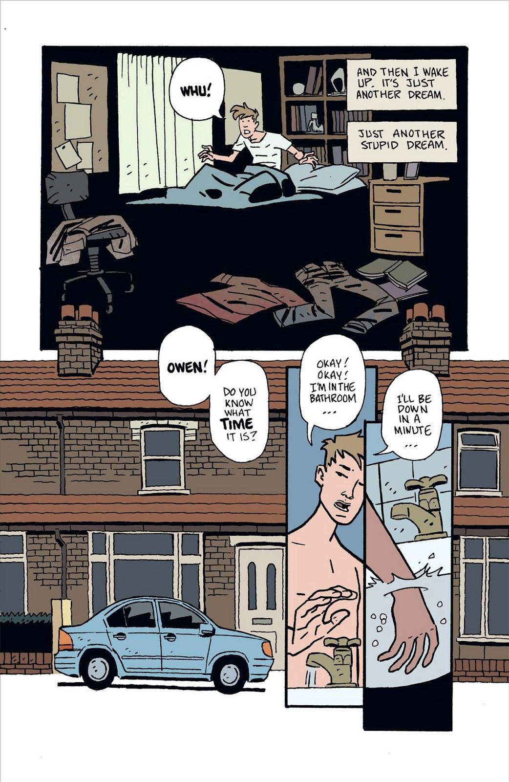 Mudman Issue #1 #1 - English 11