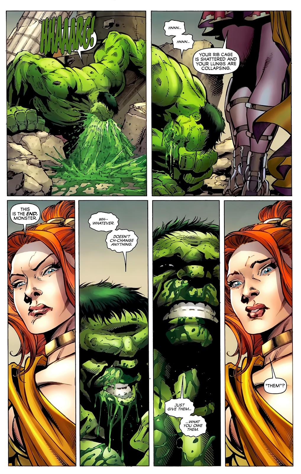 Incredible Hulks (2010) Issue #622 #12 - English 14