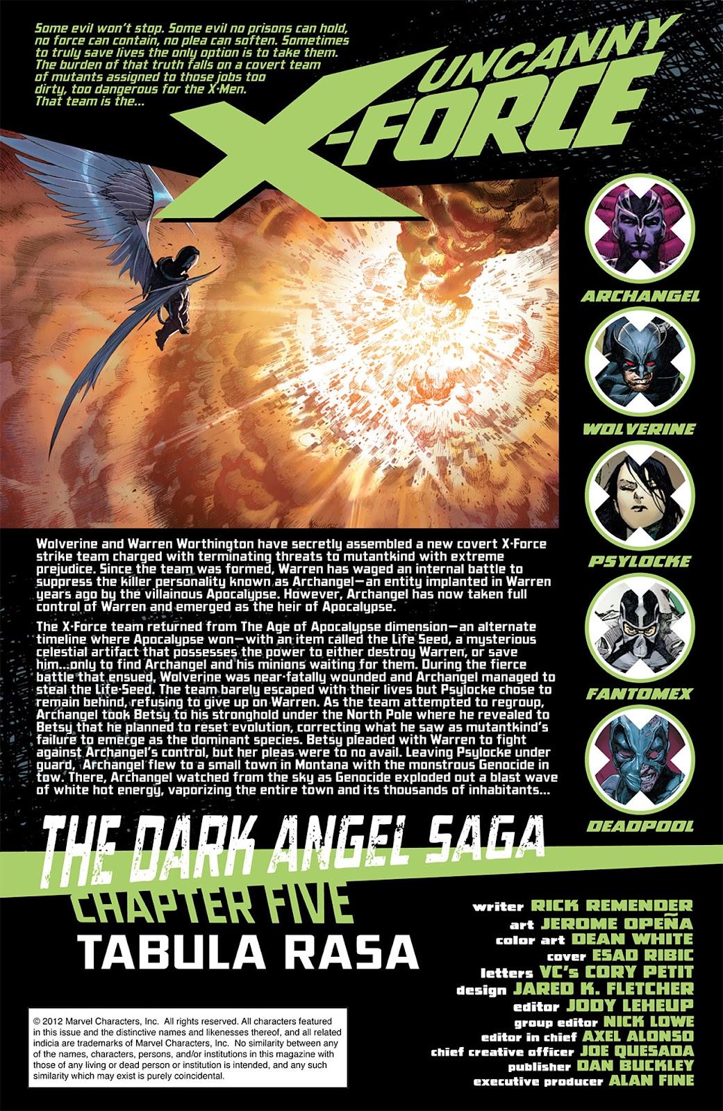 Uncanny X-Force (2010) Issue #15 #16 - English 2