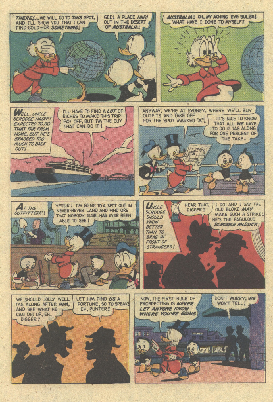 Uncle Scrooge (1953) Issue #171 #171 - English 5