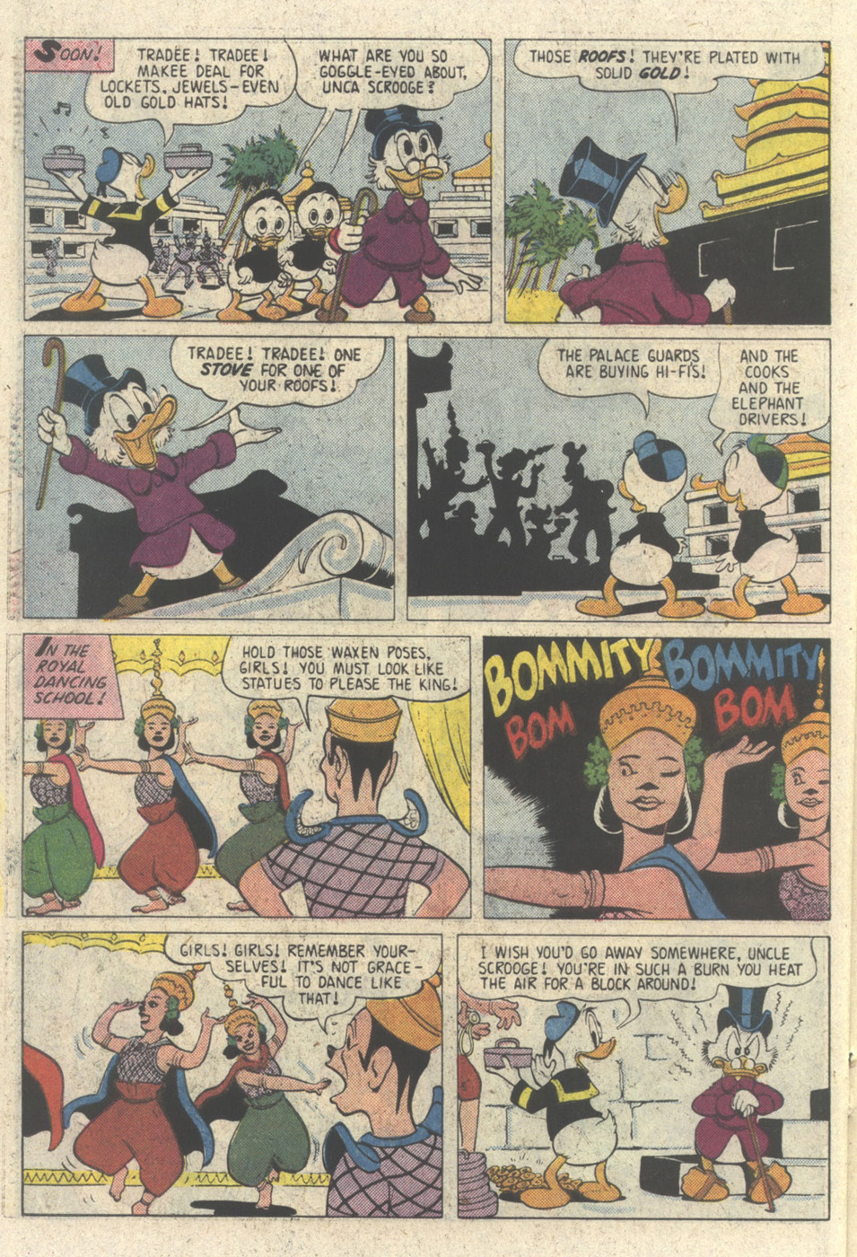 Uncle Scrooge (1953) Issue #213 #213 - English 22