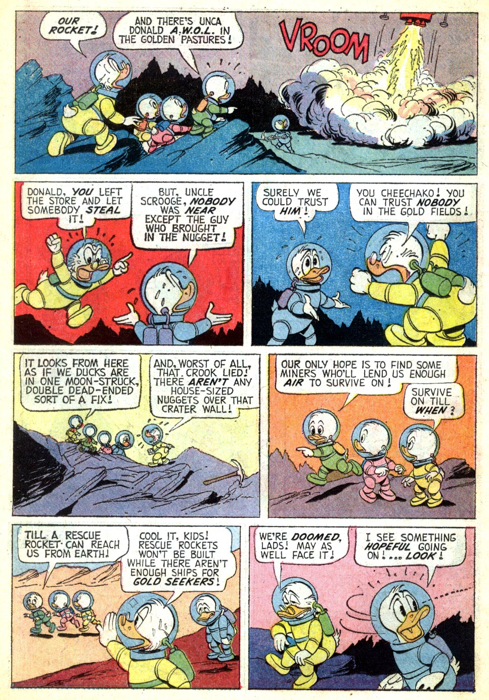 Uncle Scrooge (1953) Issue #49 #49 - English 13