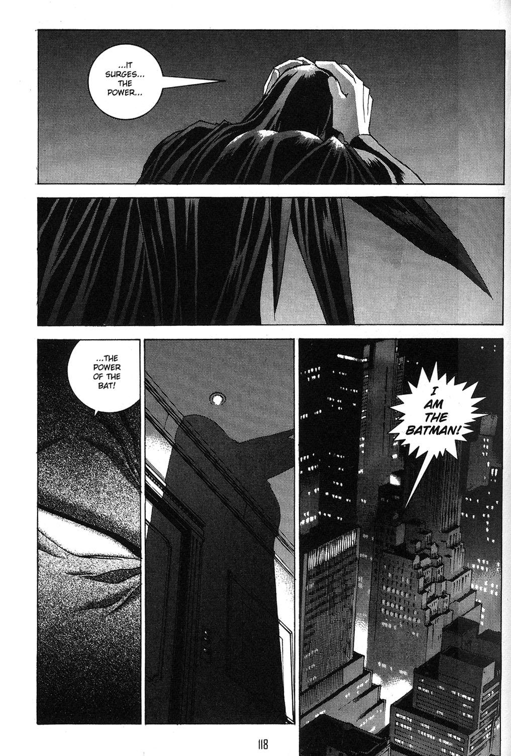 Read online Batman: Child of Dreams comic -  Issue # Full - 113