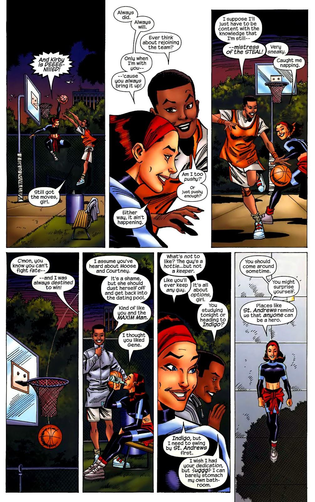 Amazing Spider-Girl Issue #1 #2 - English 14