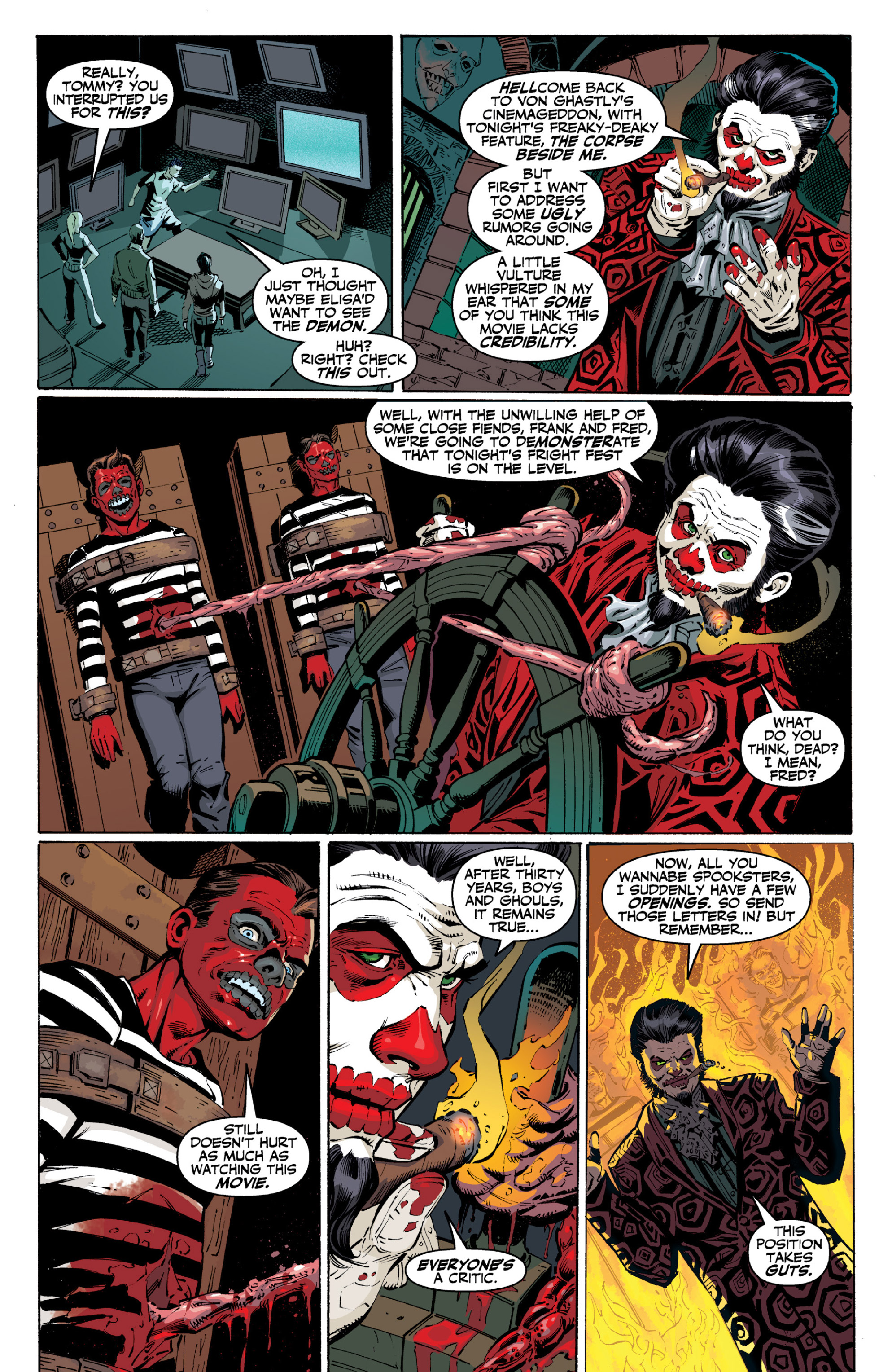 Read online Ghost (2013) comic -  Issue # TPB 2 - 15