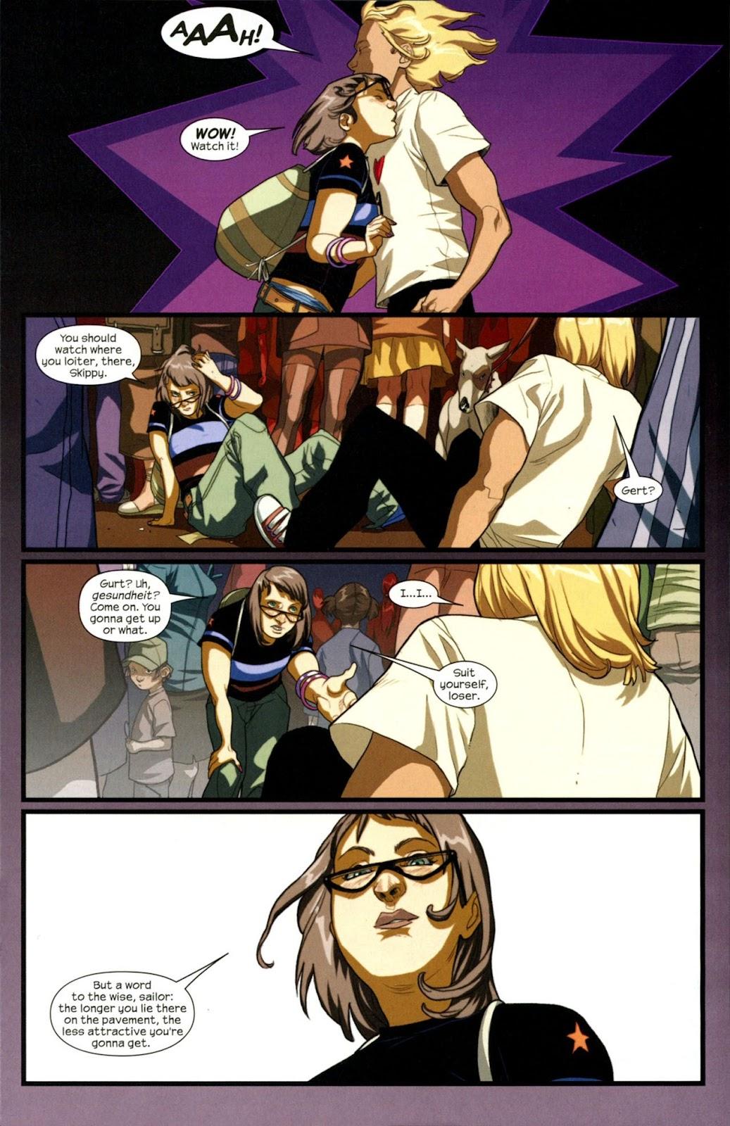 Runaways (2008) Issue #14 #14 - English 14