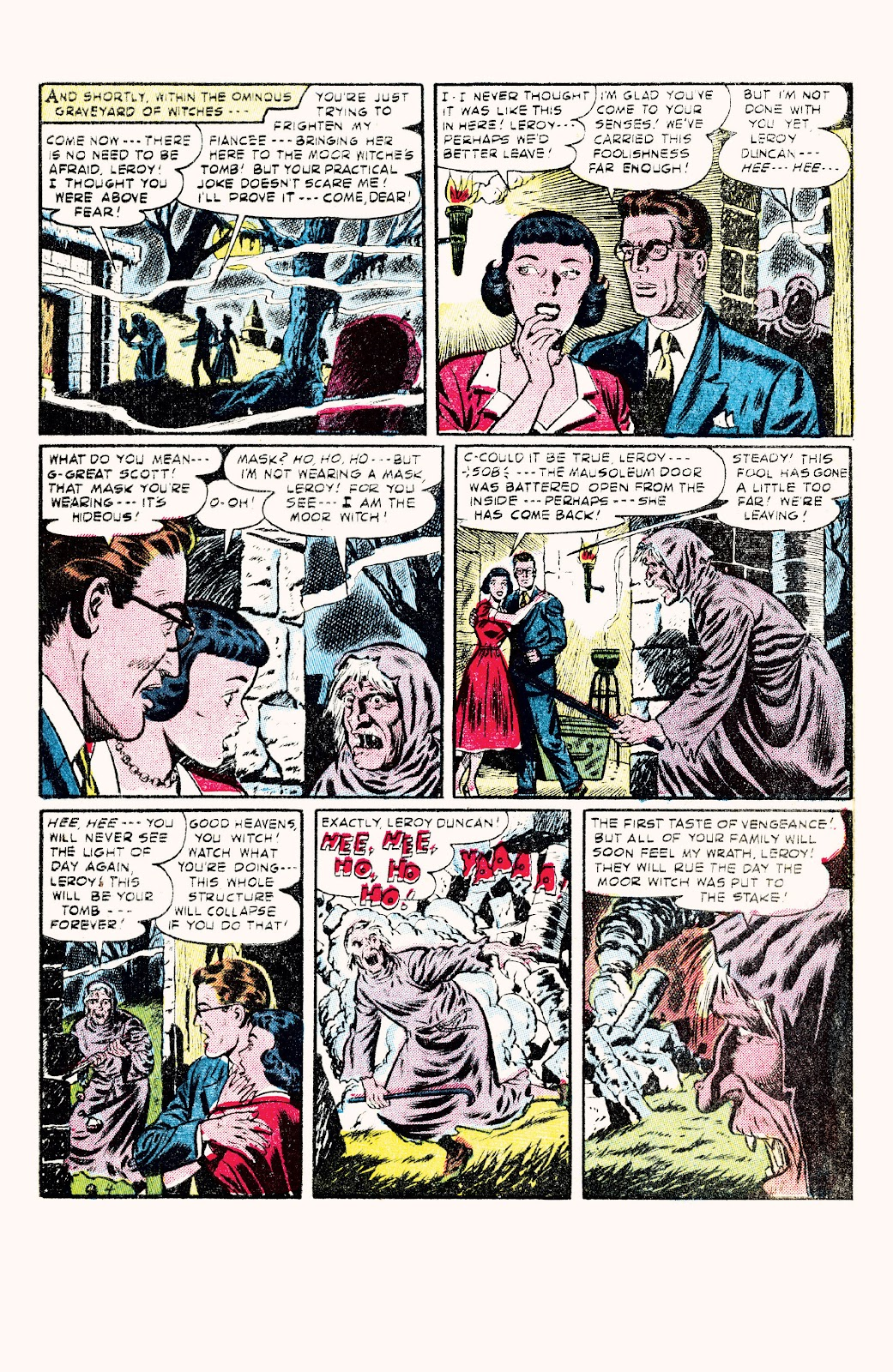 Haunted Horror Issue #20 #20 - English 32