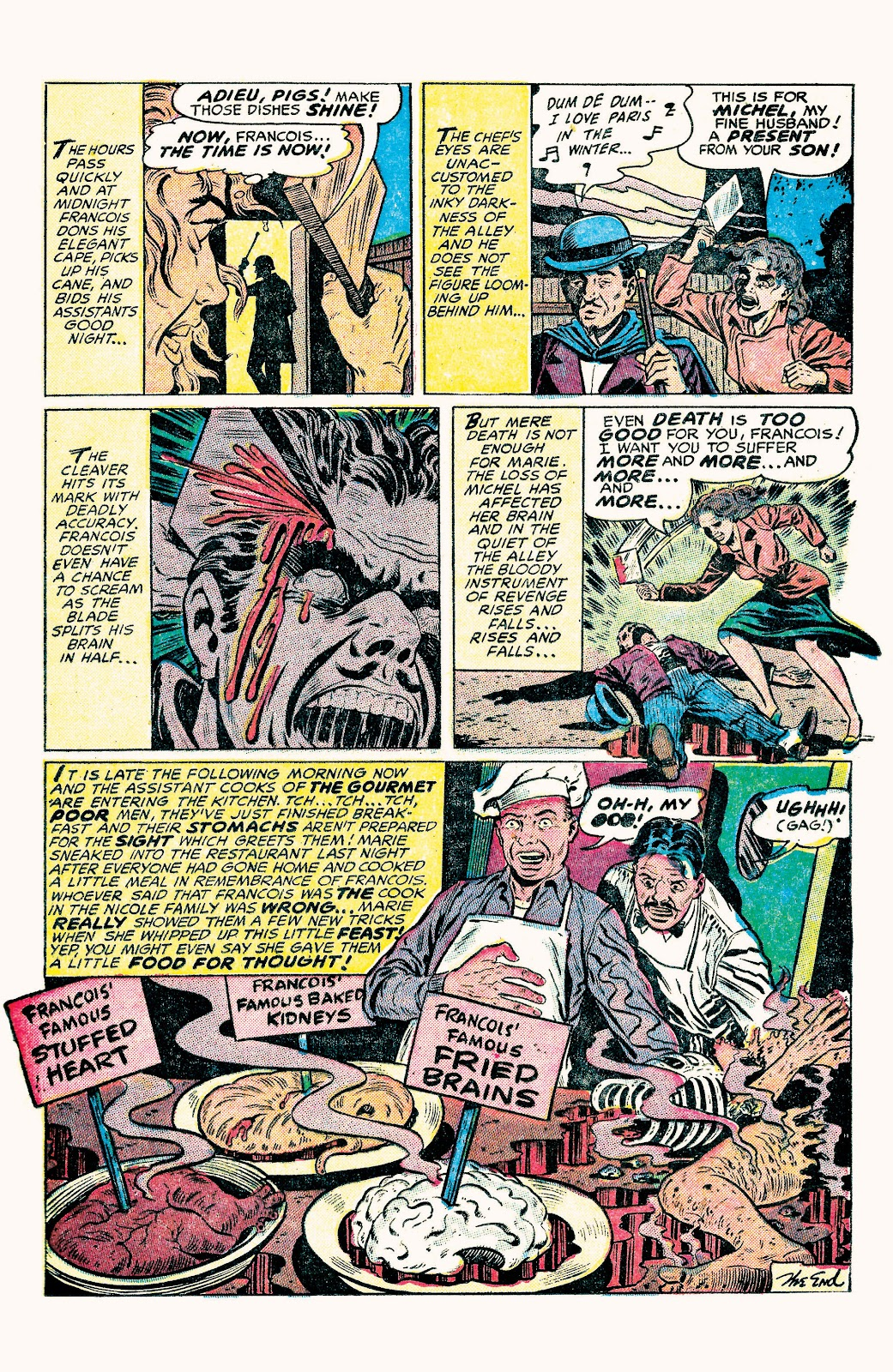 Haunted Horror Issue #22 #22 - English 13