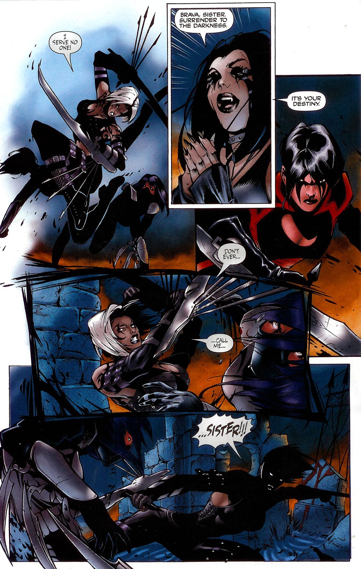 Read online BloodRayne: Dark Soul comic -  Issue # Full - 17