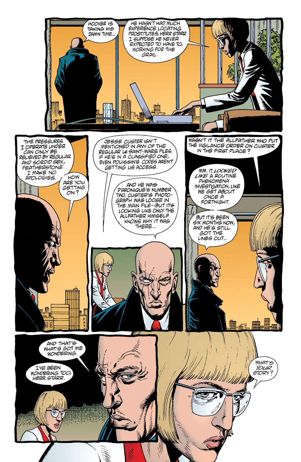 Preacher Issue #14 #23 - English 8
