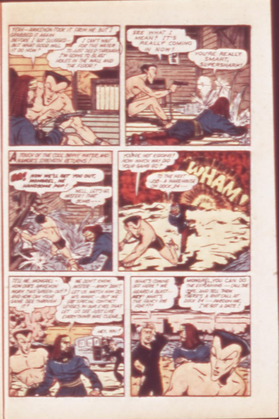 Sub-Mariner Comics Issue #21 #21 - English 39