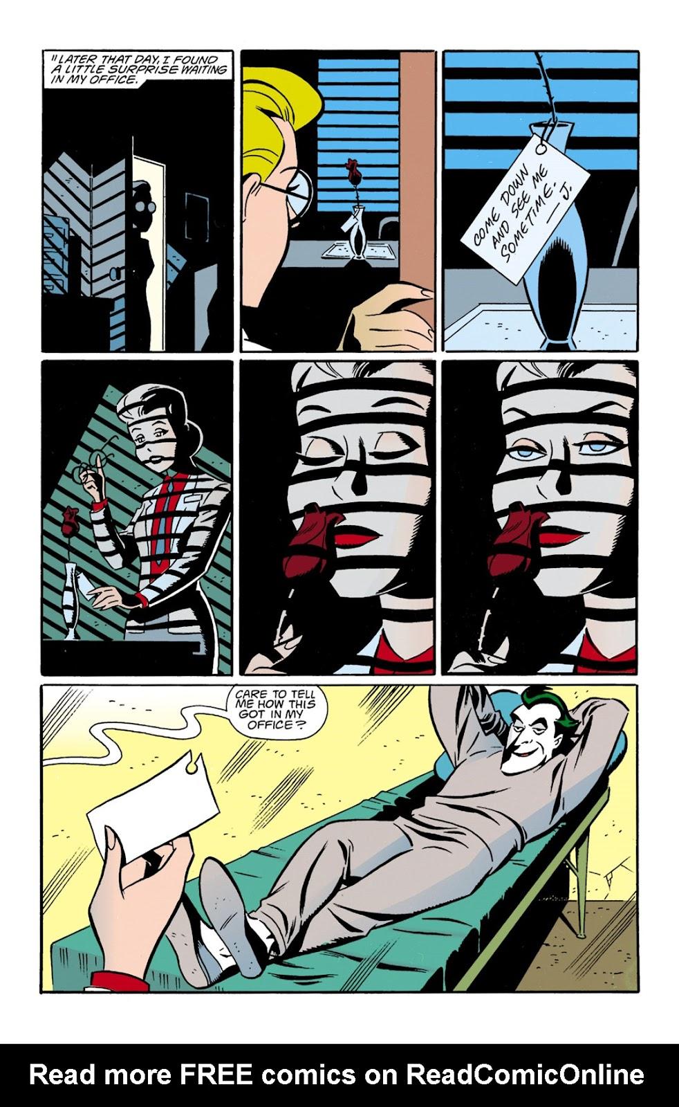 The Batman Adventures: Mad Love Full #1 - English 24