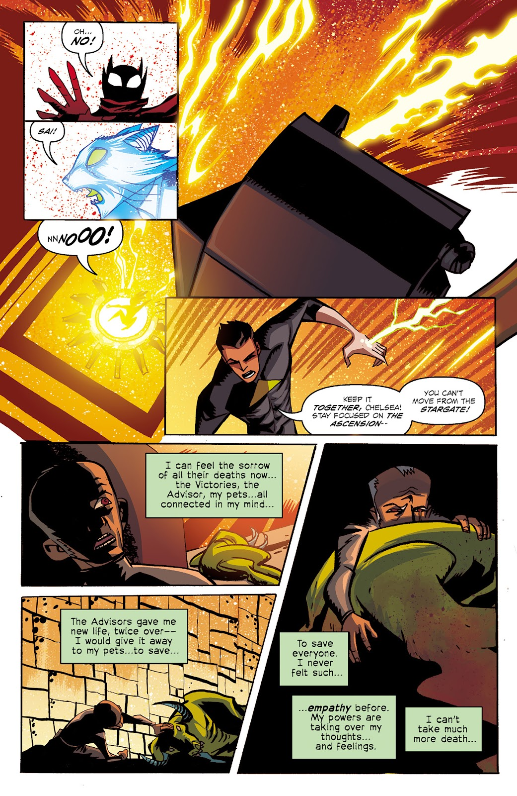 The Victories (2013) Issue #14 Page 8