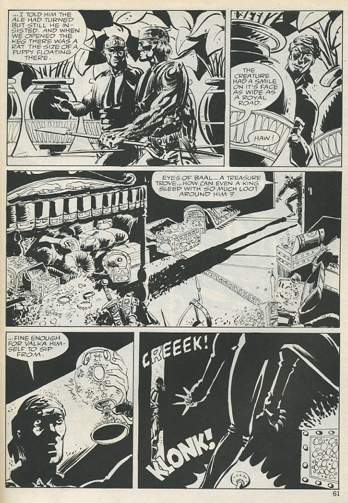 The Savage Sword Of Conan Issue #131 #132 - English 61