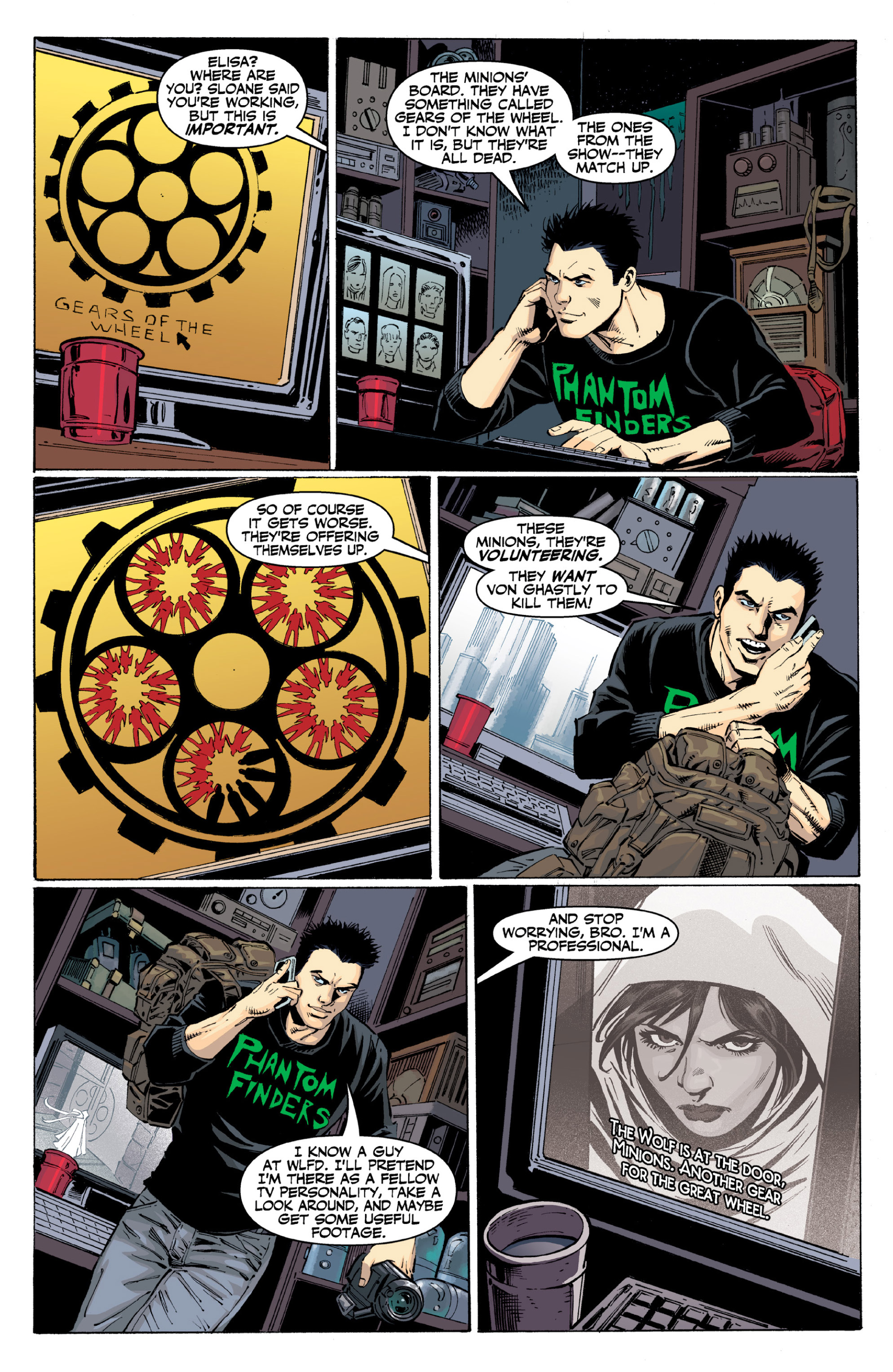 Read online Ghost (2013) comic -  Issue # TPB 2 - 25