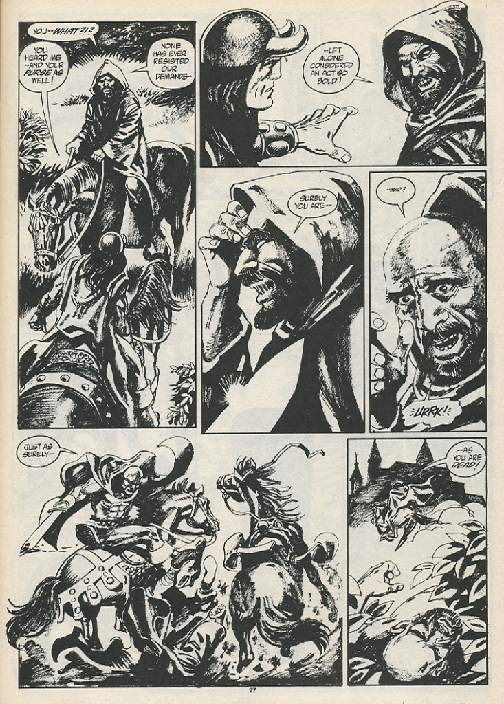 The Savage Sword Of Conan Issue #189 #190 - English 29