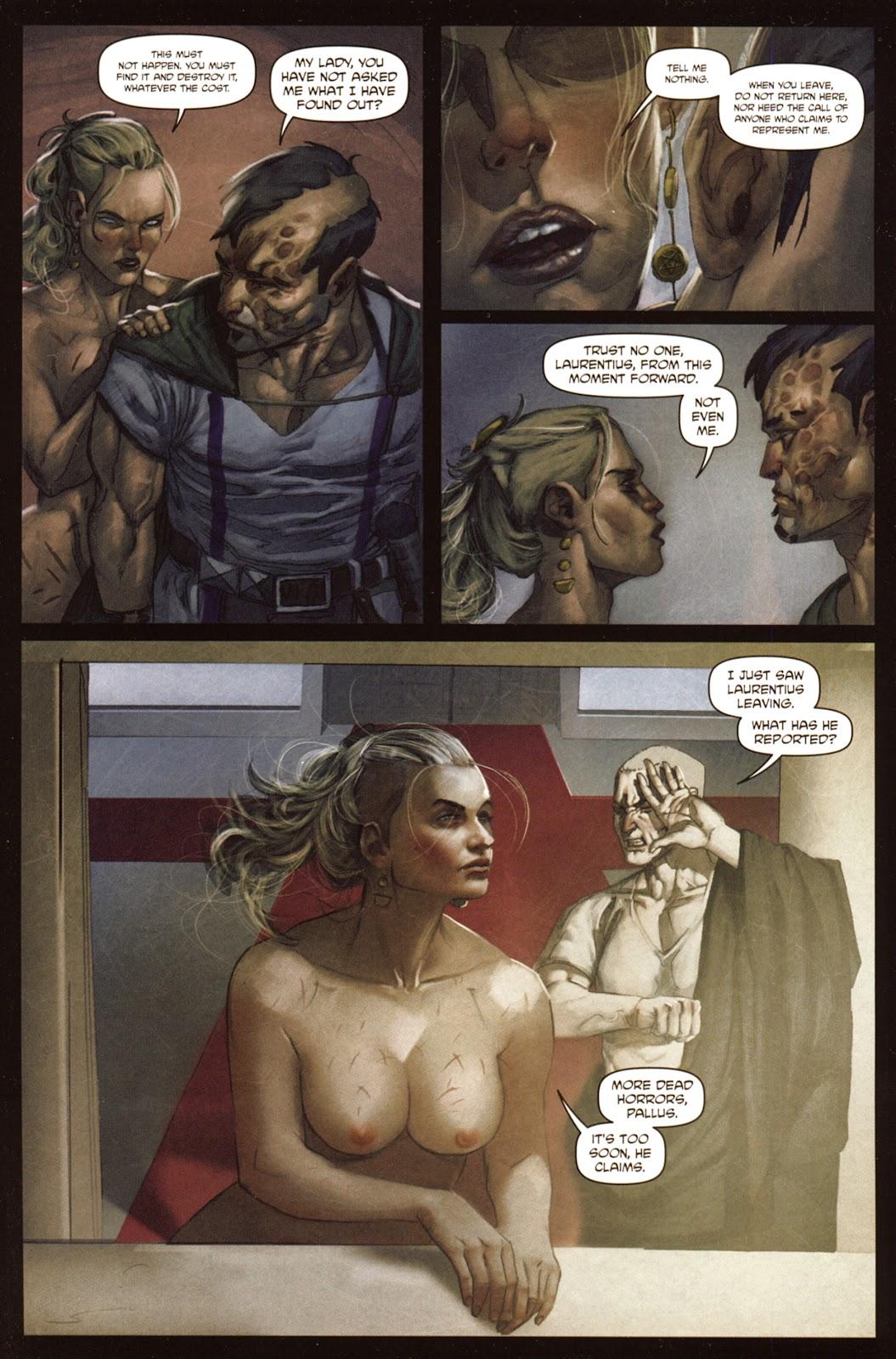Caligula: Heart of Rome Issue #5 #5 - English 16