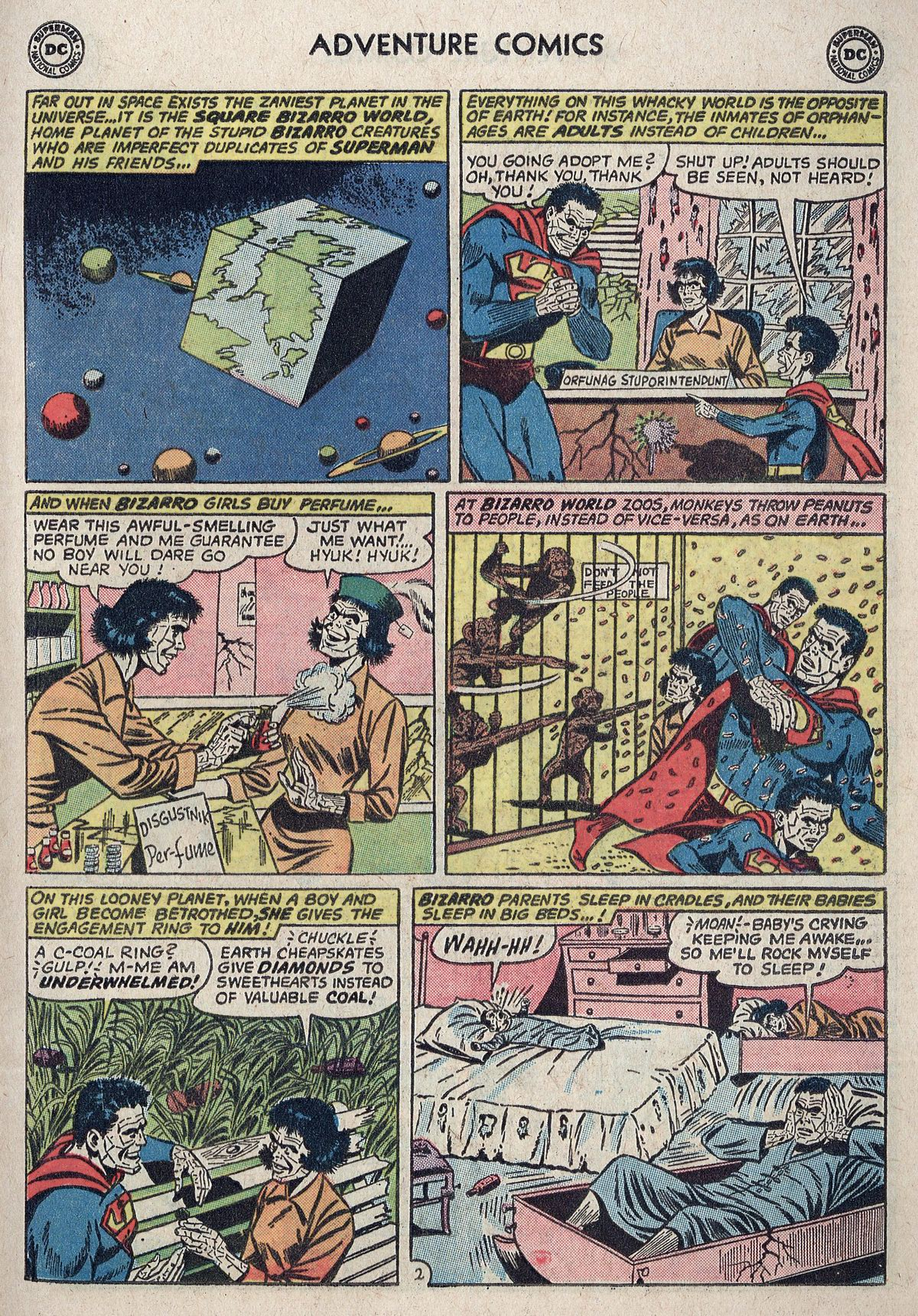Read online Adventure Comics (1938) comic -  Issue #298 - 21