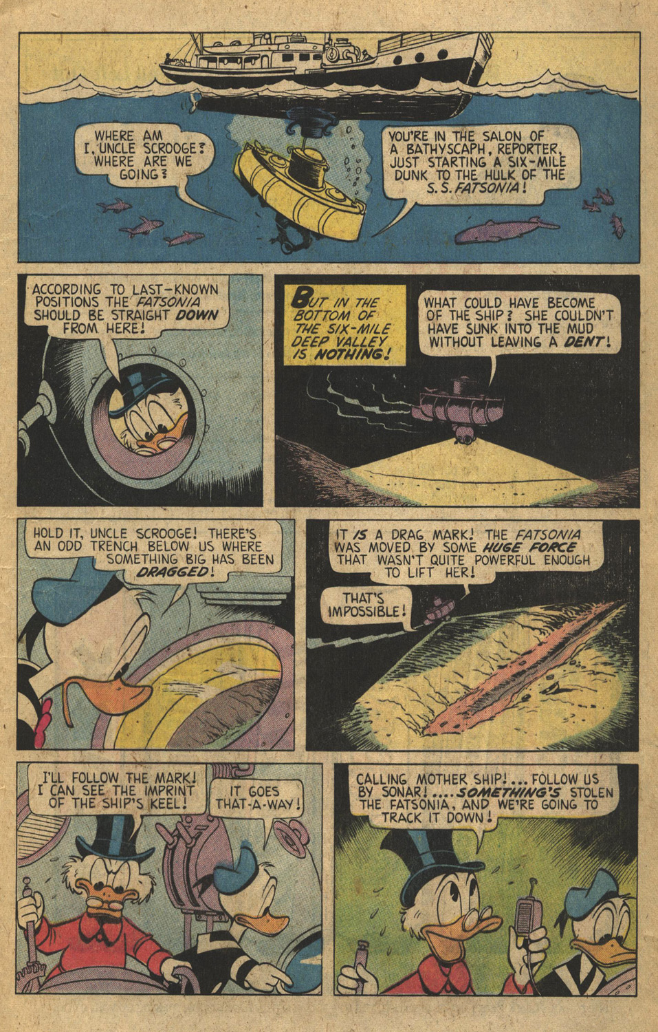 Uncle Scrooge (1953) Issue #149 #149 - English 13