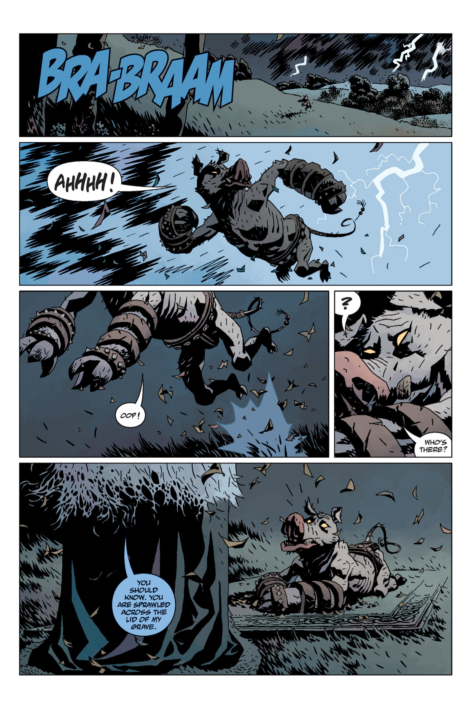 Hellboy chap 12 pic 32