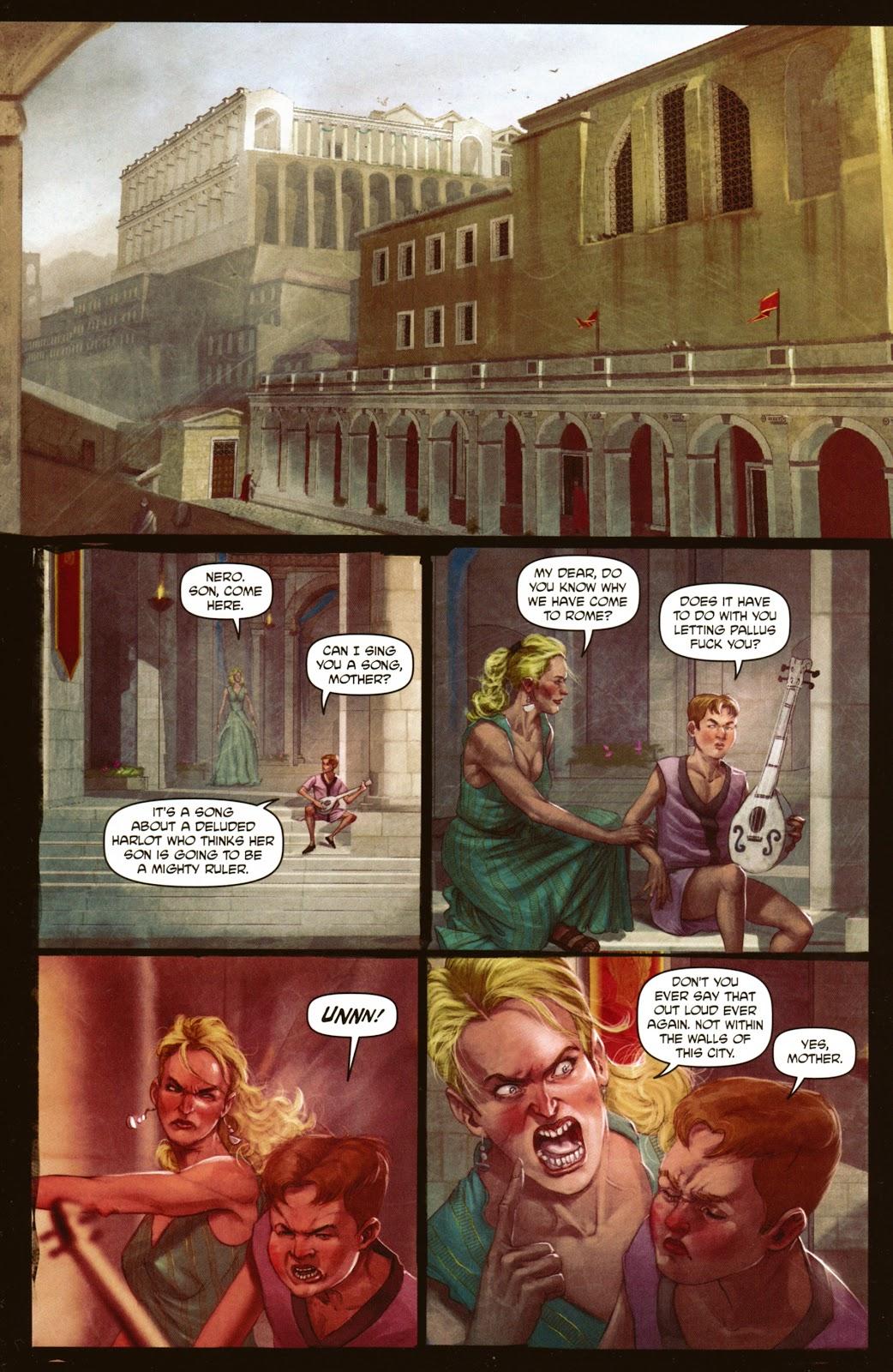Caligula: Heart of Rome Issue #2 #2 - English 22