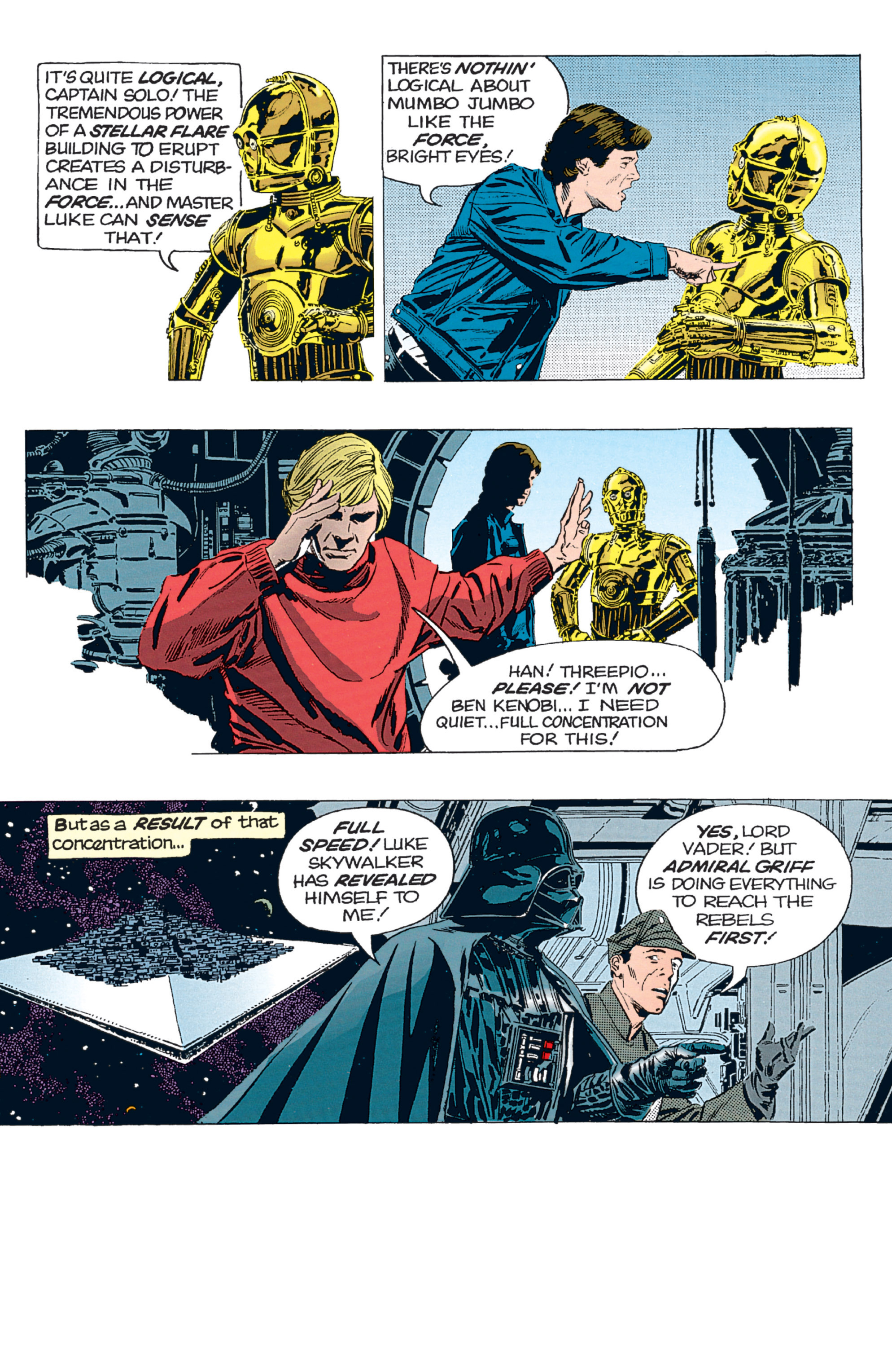 Classic Star Wars #17 #17 - English 4