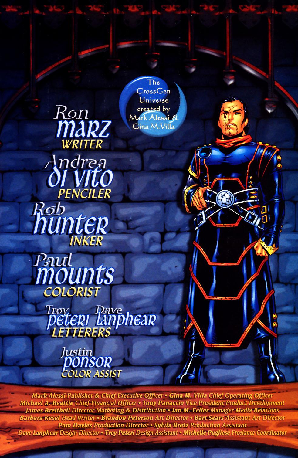 Read online Scion comic -  Issue #12 - 25