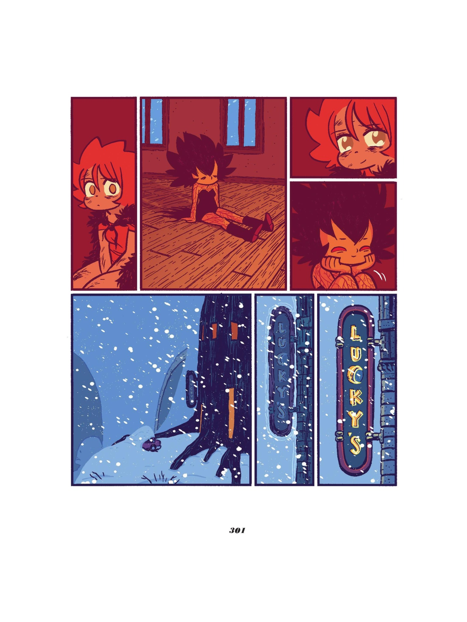 Read online Seconds comic -  Issue # Full - 301