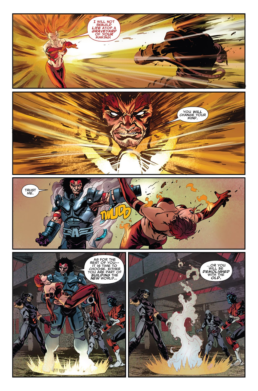 Uncanny X-Force (2010) Issue #13 #14 - English 14