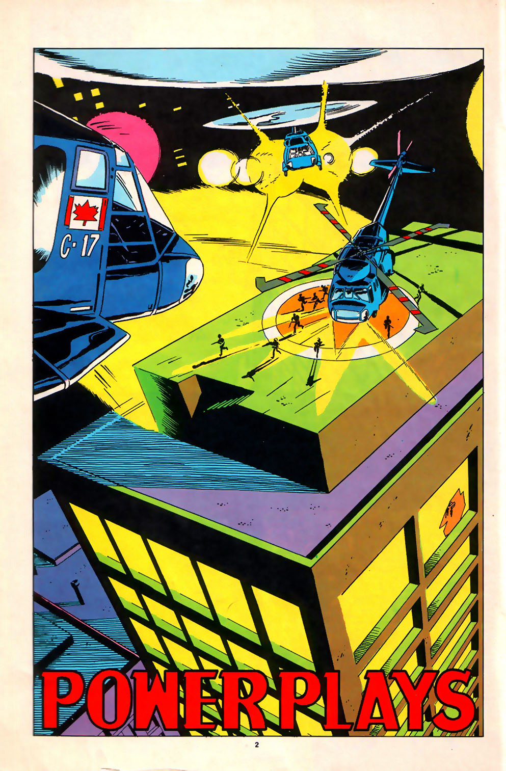 Alpha Flight (1983) 71 Page 3