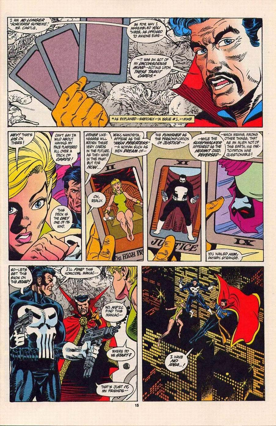 Read online Secret Defenders comic -  Issue #4 - 10