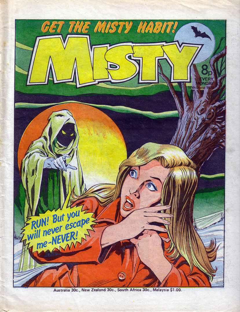 Misty 20 Page 1