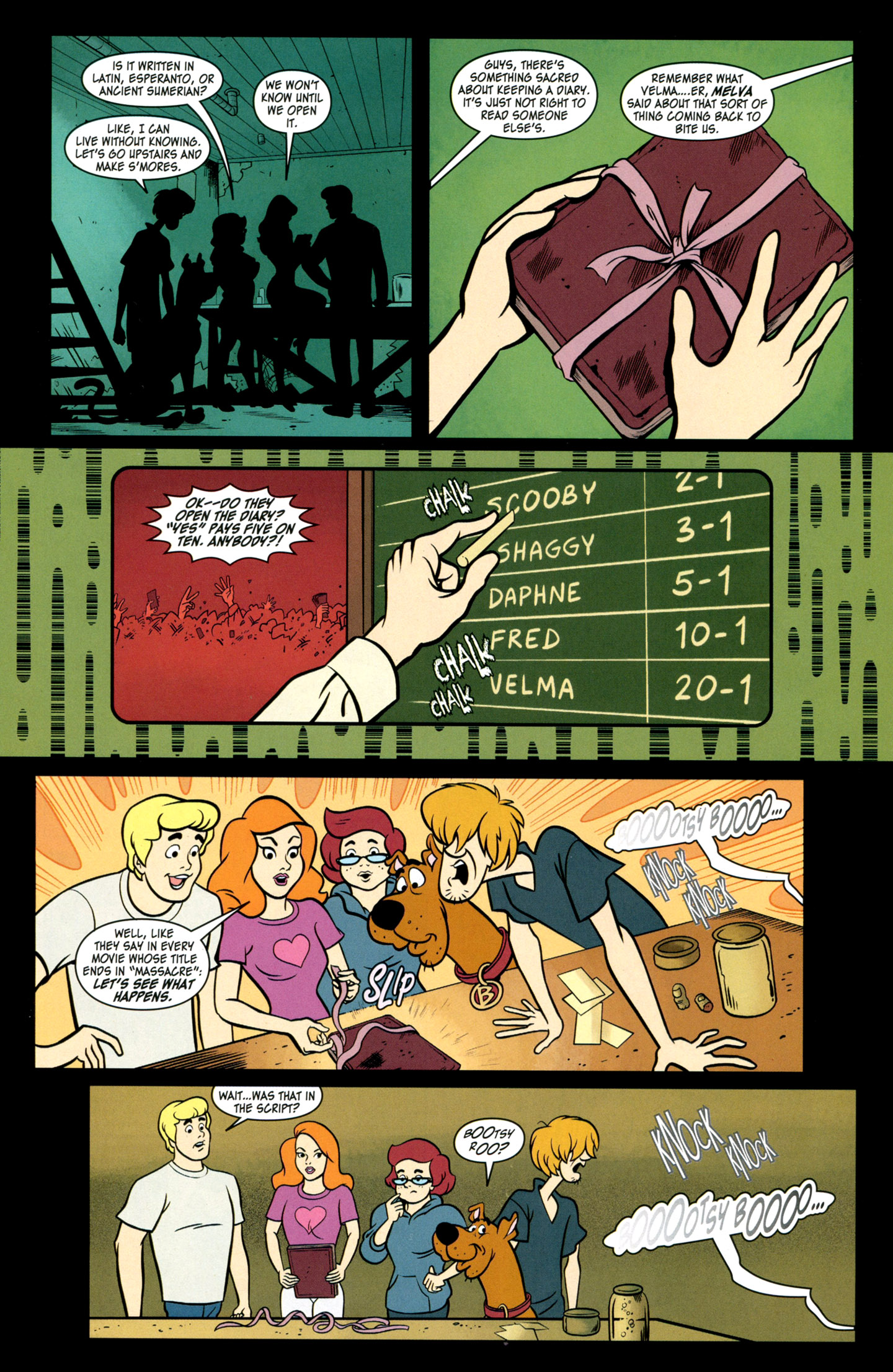 Read online Scooby-Doo: Where Are You? comic -  Issue #29 - 15