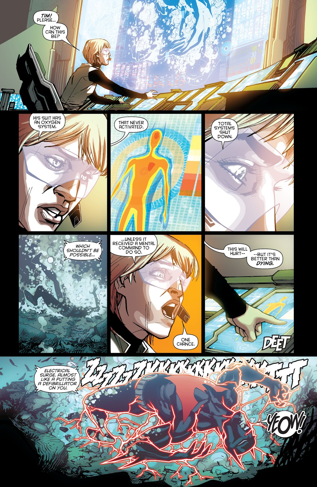 Batman Beyond (2015) Issue #13 #13 - English 5