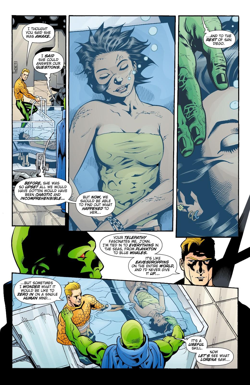 Aquaman (2003) Issue #16 #16 - English 17