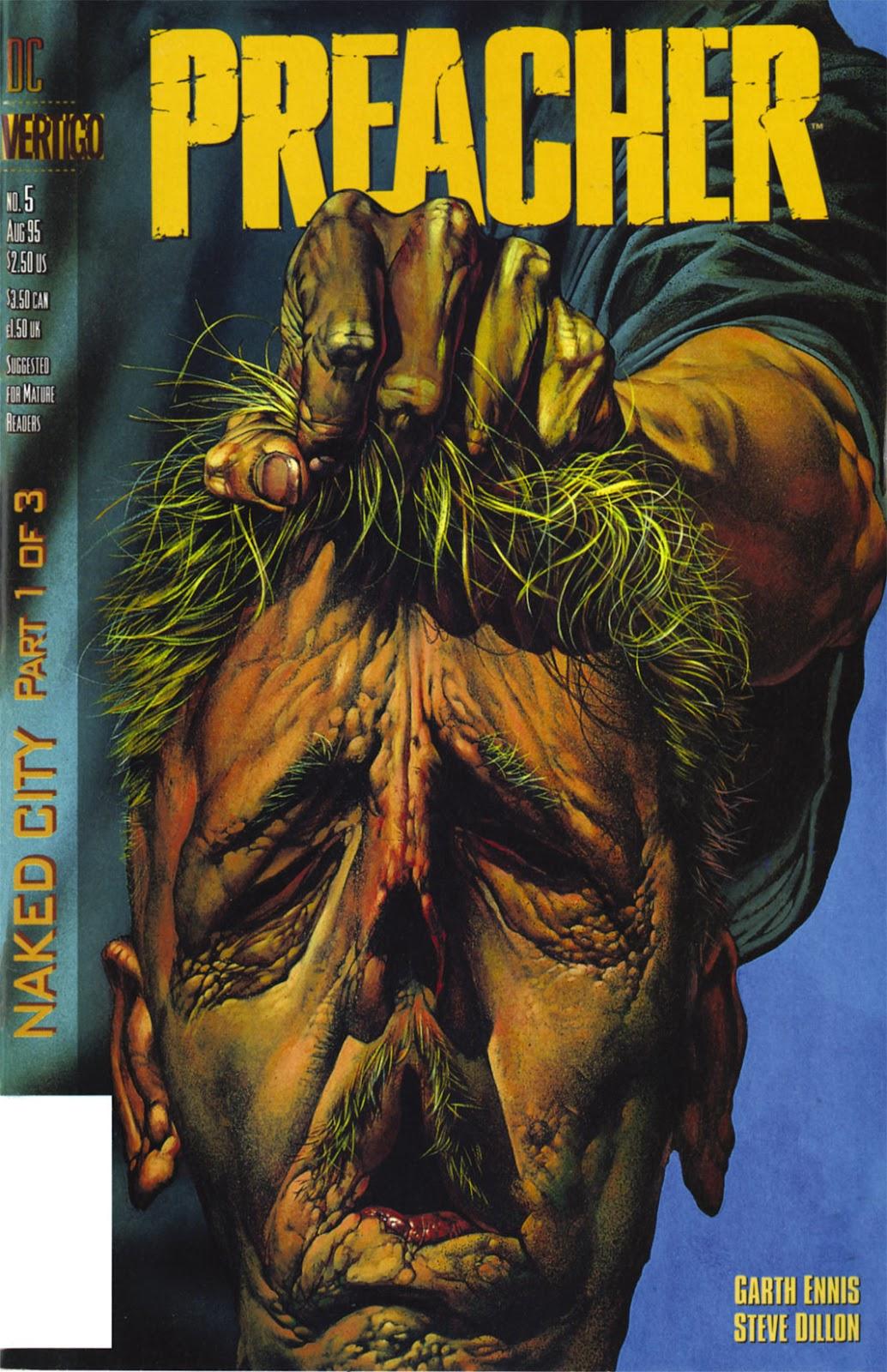 Preacher Issue #5 #14 - English 1