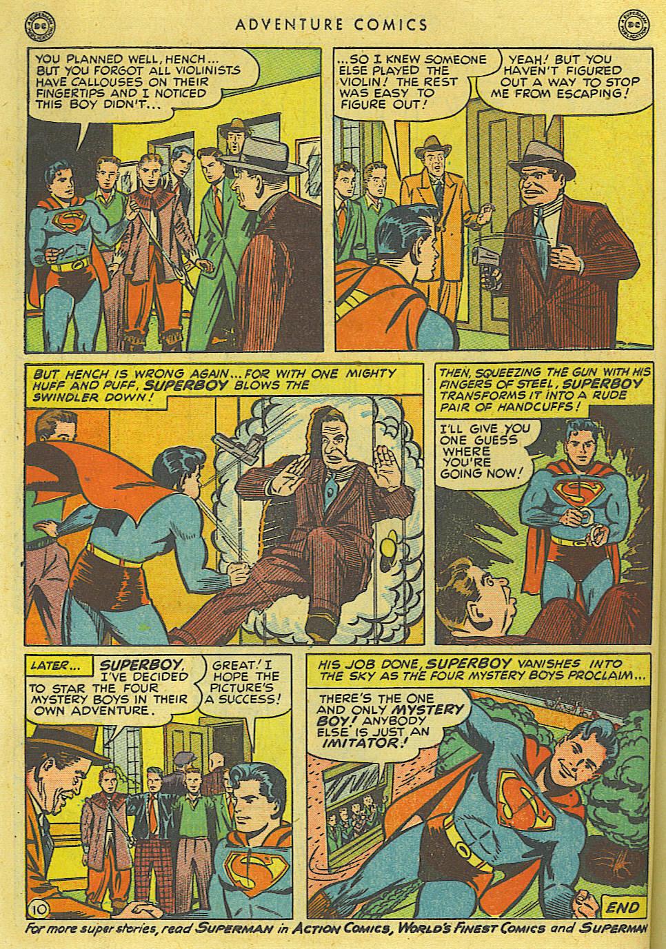 Read online Adventure Comics (1938) comic -  Issue #135 - 12