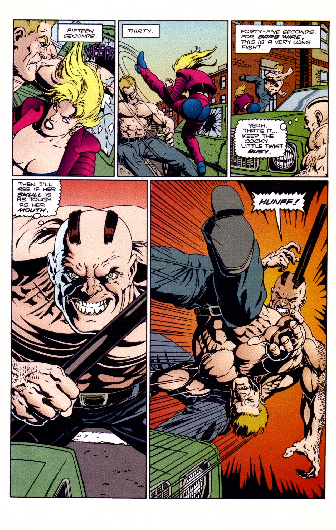 Barb Wire (1994) 2 Page 5